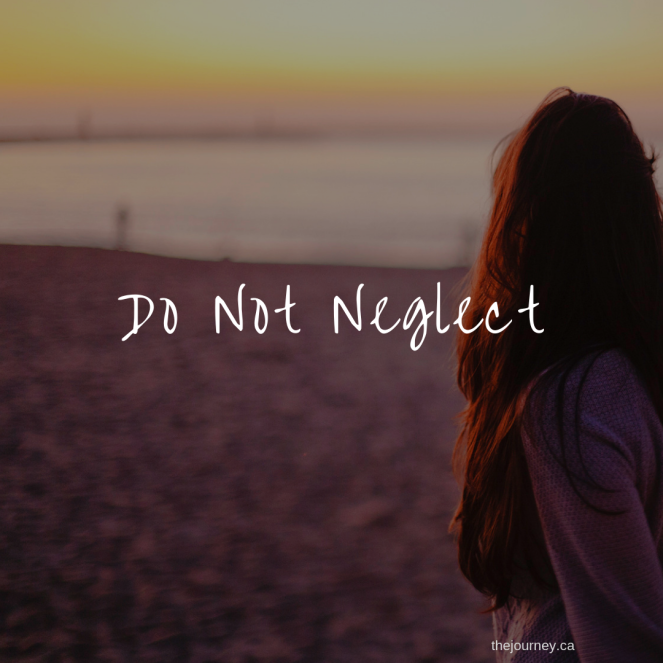 Do Not Neglect